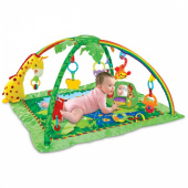"Игровой коврик Funkids ""Delux Play Gym Giraffe"", 8813"